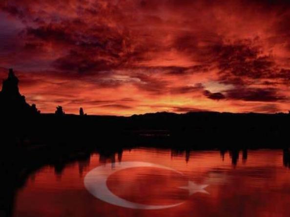 τουρκικη σημαια
