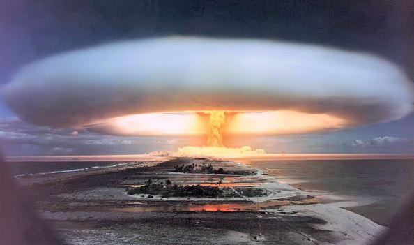 βομβα υδρογονου