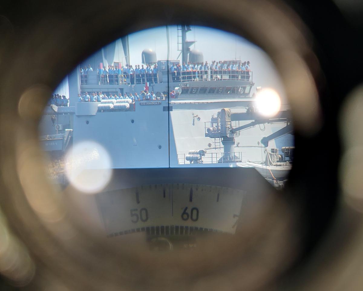 Τουρκία: Το Πολεμικό Ναυτικό της αναβαθμίζεται σταθερά